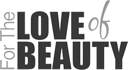 for the love of beauty LOGO